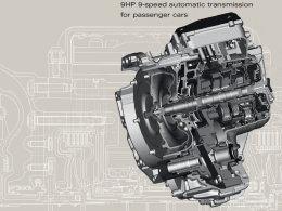多挡位/体积小 Jeep自由光9AT技术解析