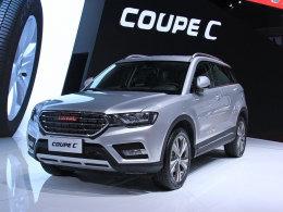 哈弗H6 Coupe广州车展发布 将年内上市