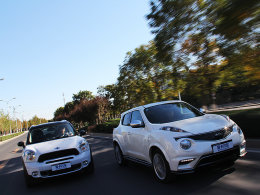 遭遇战 ESQ 1.6T VS MINI COUNTRYMAN