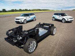 搭eDM技术 捷豹路虎展示两款混动概念车