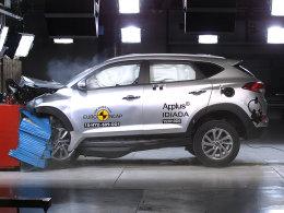 2015 E-NCAP(5)现代新途胜获5星评价