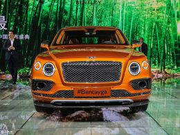 宾利新车计划  未来将推全新SUV和轿跑