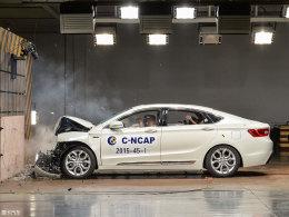 将门虎子 吉利博瑞C-NCAP正面碰撞解读