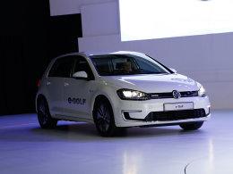 大众e-Golf将国产 基于全新MEB平台打造