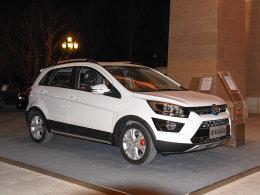 纯电动SUV第一炮 实拍北汽新能源EX200