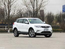 中国品牌SUV新标杆 五问五答吉利博越