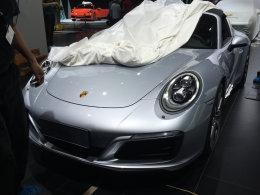 保时捷新911 Targa 4