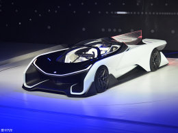 FFZERO1概念车型发布
