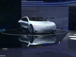 LeSEE首款概念车北京车展发布 定位D级