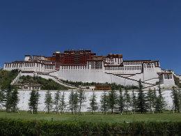 感受世界屋脊的多路况 固特异西藏之行