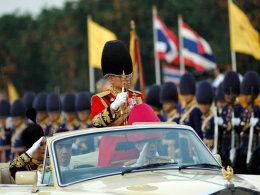 泰国国王离世 扒一扒世界最富君主座驾