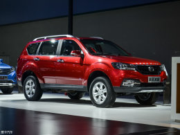 经济省油有面子 国产手动紧凑SUV谁更强