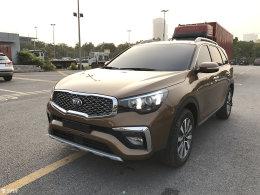 2016广州车展探馆:国产起亚KX7抢先看