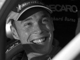 WRC历史十大车手第2位  拉力传奇伯恩斯