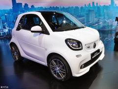 smart新车型广州上市