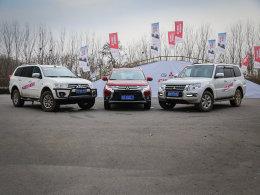 品牌运动基因 三菱多款SUV四驱系统简析