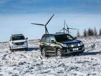 北方冬季必修课 普拉多踏遍雪原玩情怀