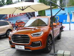 野马T80上海车展正式上市 紧凑SUV新秀