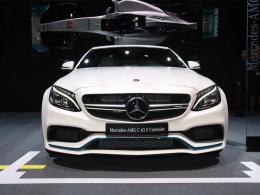 2017日内瓦车展 奔驰AMG C63新车型发布