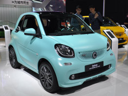 全新smart BRABUS tailor made  上市
