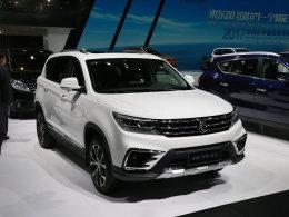 2017上海车展 东风风行景逸X5 1.5T发布