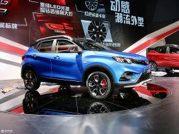 2017上海车展:东南DX3 SRG正式上市