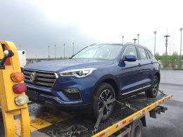 上海车展探馆:汉腾X7混动版谍照曝光