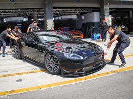 以骑士之名 阿斯顿·马丁 GT4赛车解析