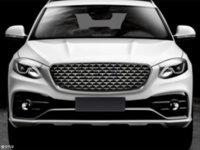 君马汽车SUV设计图曝光 三款尾部造型