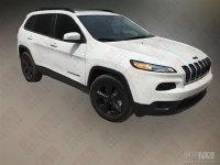 Jeep自由光运动版谍照 或将于年内上市