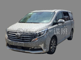广汽传祺GM8将12月上市 搭2.0T发动机