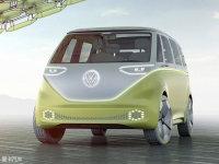 大众I.D.BUZZ概念车将量产 2022年上市