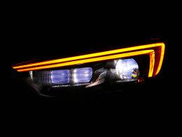 8种照明模式护航 夜赏全新君威矩阵大灯