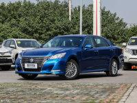 新款丰田皇冠将11月上市 外观/配置小改