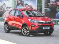 比亚迪元新增车型上市 售7.29-9.99万元