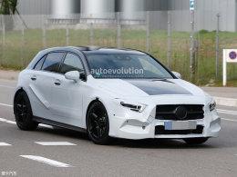 全新奔驰A级将日内瓦车展发布 多种动力