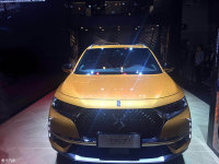 国产DS 7 CROSSBACK将于北京车展上市