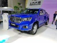 2017广州车展 上汽大通T60汽油版上市
