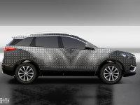 一汽森雅R9明年北京车展首发 5月上市