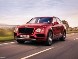 宾利添越V8汽油版将于日内瓦车展首发