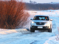 绽放在-30℃ 汉腾汽车牙克石冰雪体验