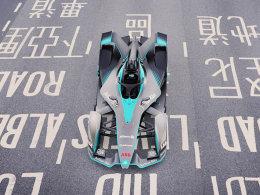新的篇章 新一代Formula E赛车即将到来