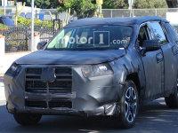 丰田新一代RAV4路试照 明年上半年国产