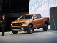 福特新款Ranger年内入华 搭10AT变速箱