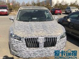 宝沃BX6北京车展发布