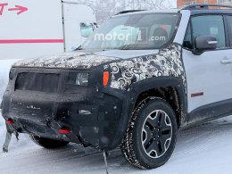 Jeep新款自由侠最新消息 将于明年亮相