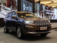 国产Jeep全新大指挥官发布 二季度上市