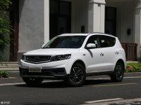 吉利新远景SUV正式亮相 将五月份上市