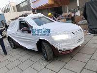 北京车展探馆:国产奥迪Q5L内饰抢先拍