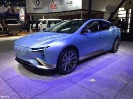 长江全新轿车概念车